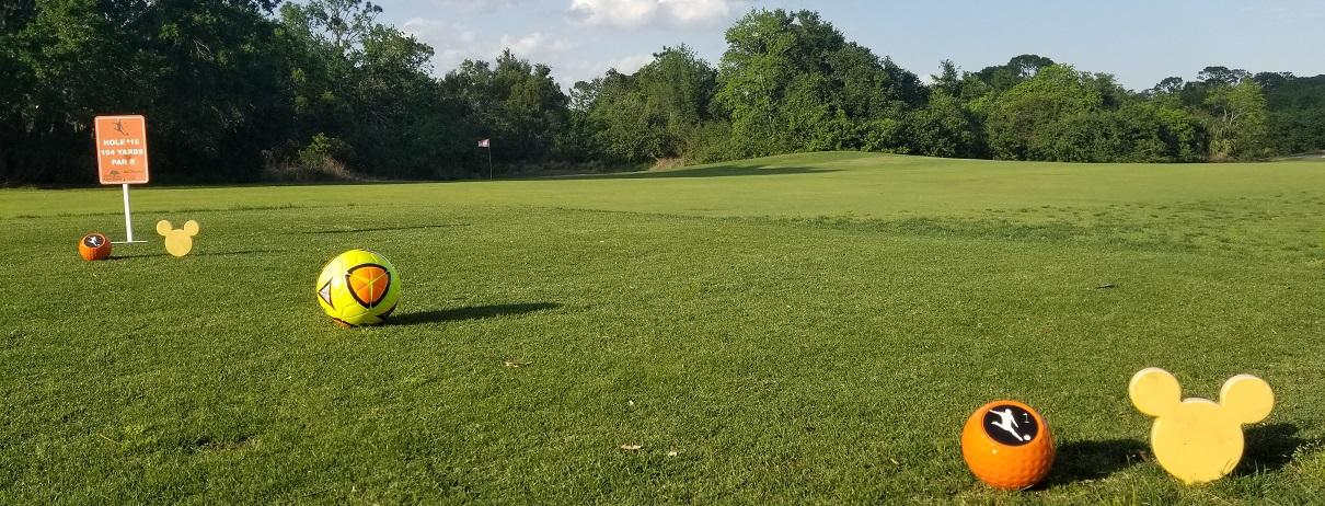 Green Golf golf & footgolf :: shades of green