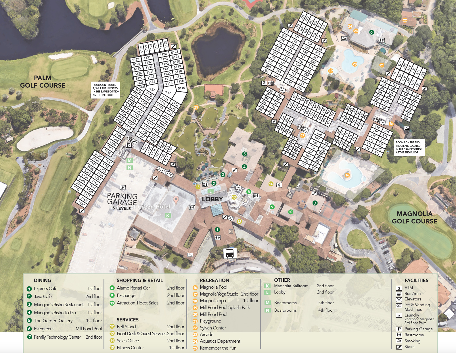 About Shades of Green on Walt Disney World Resort :: Shades ...